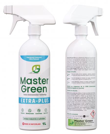 Master green extra plus