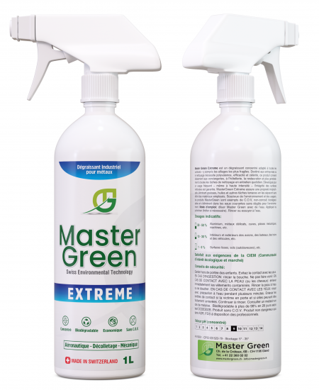 Master green extreme