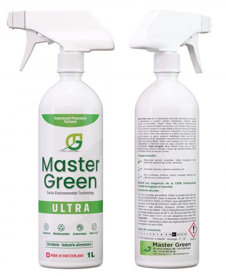 Master green ultra